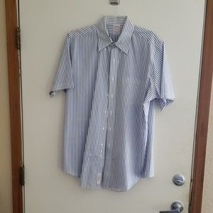 Brooks Brothers button down short sleeve